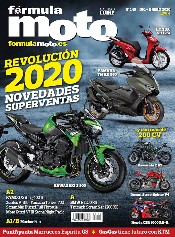 REVOLUCIÓN 2020 NOVEDADES SUPERVENTAS
