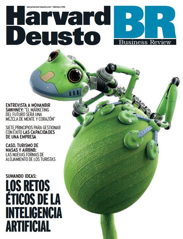 SUMANDO IDEAS: LOS RETOS ETICOS DE LA INTELIGENCIA ARTIFICIAL