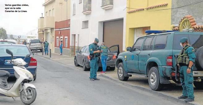 LA GUARDIA CIVIL PONE AL CASTAÑA A UN PASO DE SU VUELTA A LA CÁRCEL