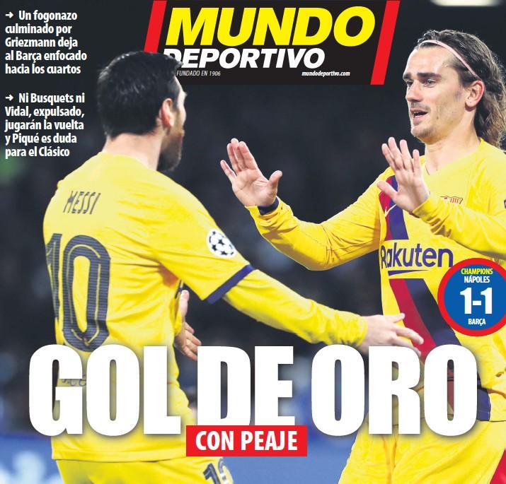 GOLD DE ORO