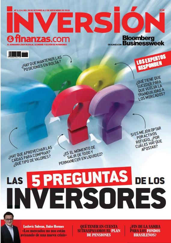 LAS 5 PREGUNTAS DE LOS INVERSORES