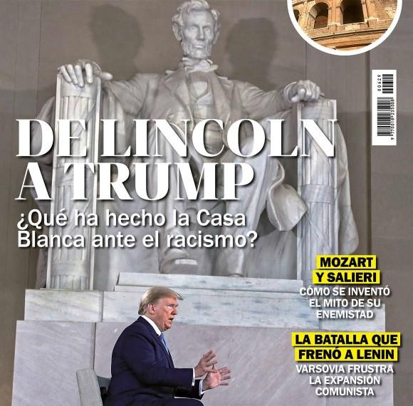 DE LINCOLN A TRUMP