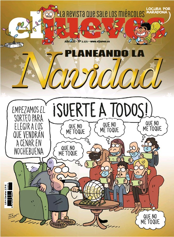 PLANEANDO LA NAVIDAD
