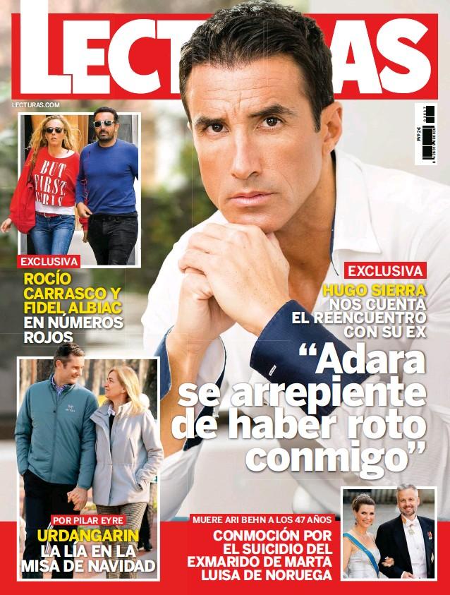 """""""ADARA SE ARREPIENTE DE HABER ROTO CONMIGO"""""""