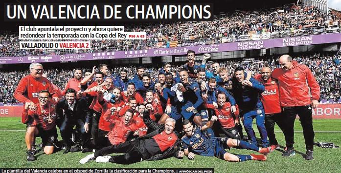 UN VALENCIA DE CHAMPIONS