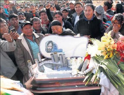 GUAIDÓ LLAMA A DOBLAR LA PRESIÓN EN LAS CALLES VENEZOLANAS