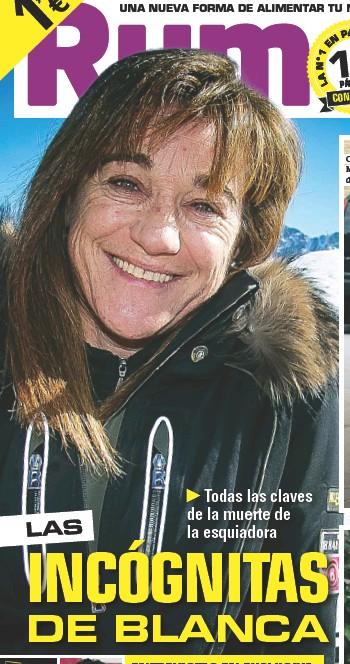 INCÓGNITAS DE BLANCA