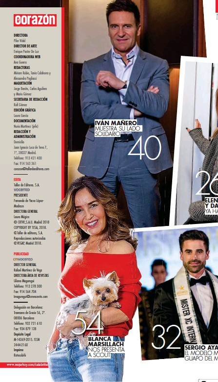 26 ELENA TABLADA Y DAVID BISBAL