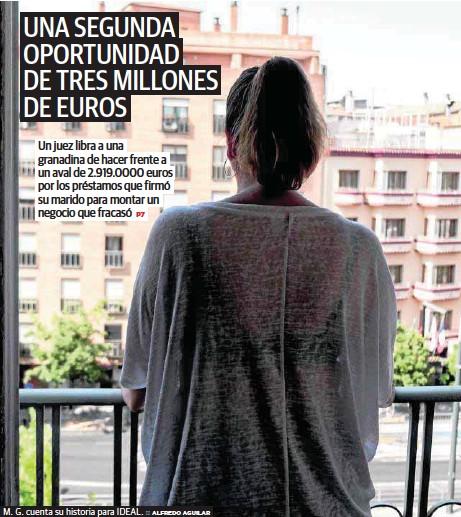 UNA SEGUNDA OPORTUNIDAD DE TRES MILLONES DE EUROS