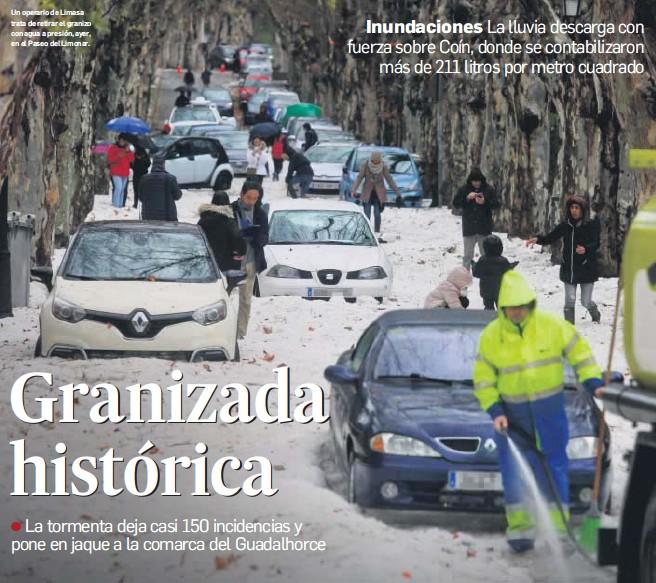 EL LIMONAR Y CERRADO DE CALDERÓN FUERON LAS ZONAS MÁS AFECTADAS EN LA CAPITAL