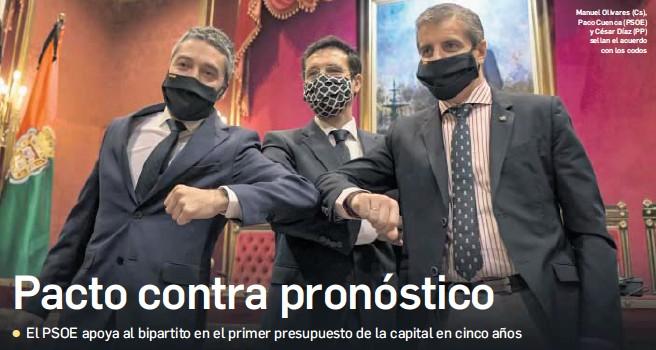 PACTO CONTRA PRONÓSTICO