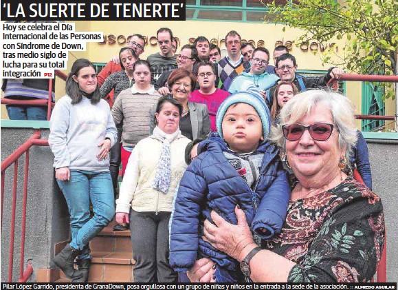'LA SUERTE DE TENERTE'