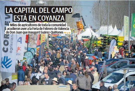 LA CAPITAL DEL CAMPO ESTÁ EN COYANZA