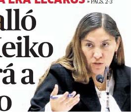EL PODER JUDICIAL EN LA ERA LECAROS