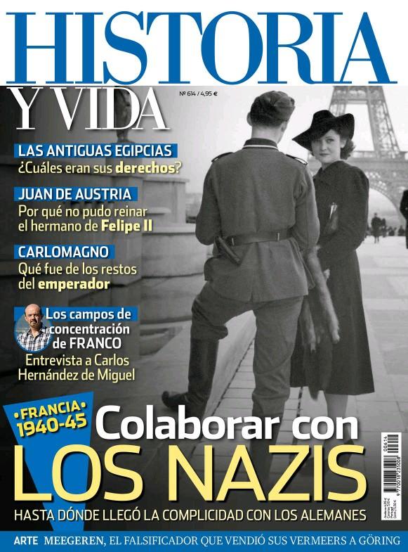 COLABORAR CON LOS NAZIS