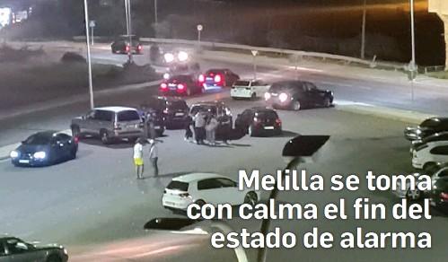 NO SE REGISTRARON GRANDES AGLOMERACIONES COMO EN OTRAS ZONAS DEL PAÍS