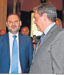 """ESPADAS EMPLAZA AÁBALOS A DAR JUNTOS """"PASOS FIRMES"""" PARA CULMINAR OBRAS DETERMINANTES"""