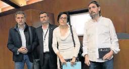 LOS ALCALDES DE LA CUENCA MINERA URGEN SOLUCIONES ANTE EL «MAZAZO» DE SAMCA