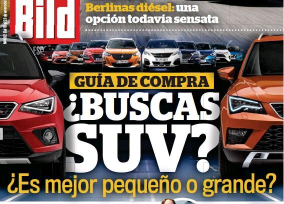¿BUSCAS SUV?