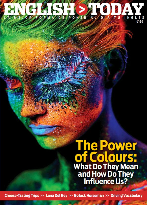 THE POWER OF COLOURS: WHAT DO THEY MEAN AND HOW DO THEY INFLUENCE US?