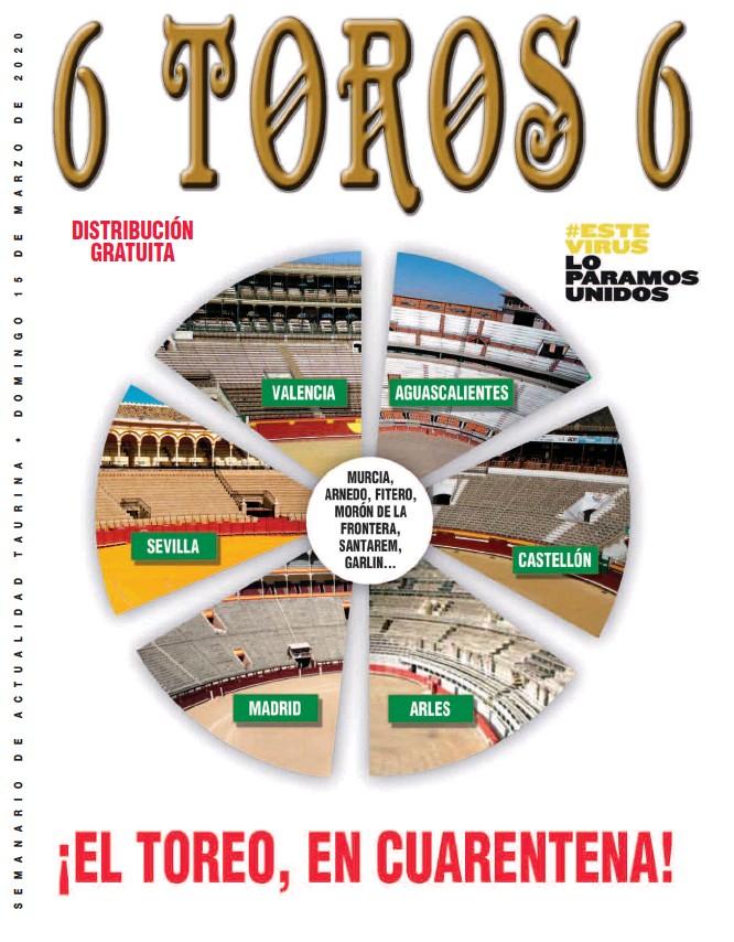 EL TOREO, EN CUARENTENA!