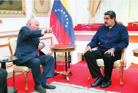 ELECCIONES EN 2020 SIN MADURO