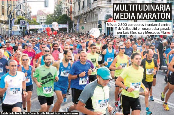 MULTITUDINARIA MEDIA MARATÓN