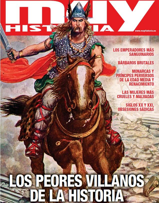 LOS PEORES VILLANOS DE LA HISTORIA