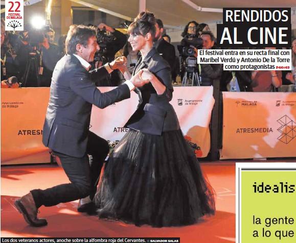 RENDIDOS AL CINE