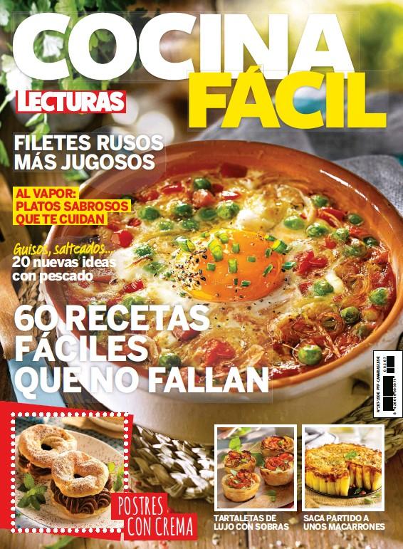 6O RECETAS FÁCILES QUE NO FALLAN