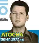 DETENIDO EN BRASIL UNO DE LOS AUTORES DE LA MATANZA DE ATOCHA