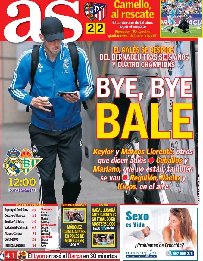 BYE, BYE BALE