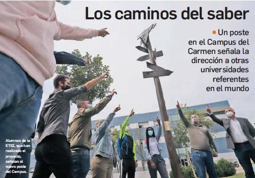 LOS CAMINOS DEL SABER