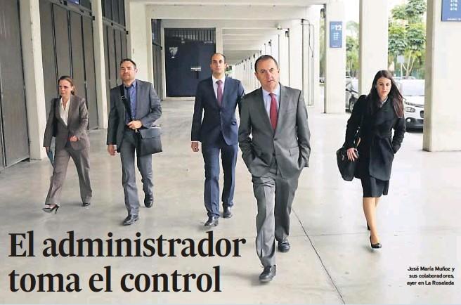 EL ADMINISTRADOR TOMA EL CONTROL