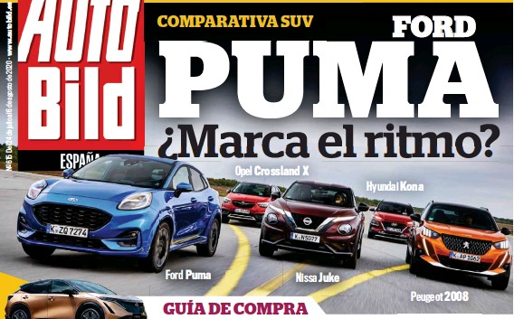 FORD PUMA ¿MARCA EL RITMO?