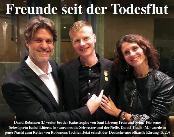 FREUNDE SEIT DER TODESFLUT