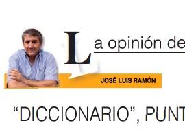 """""""DICCIONARIO"""", PUNTO Y FINAL"""