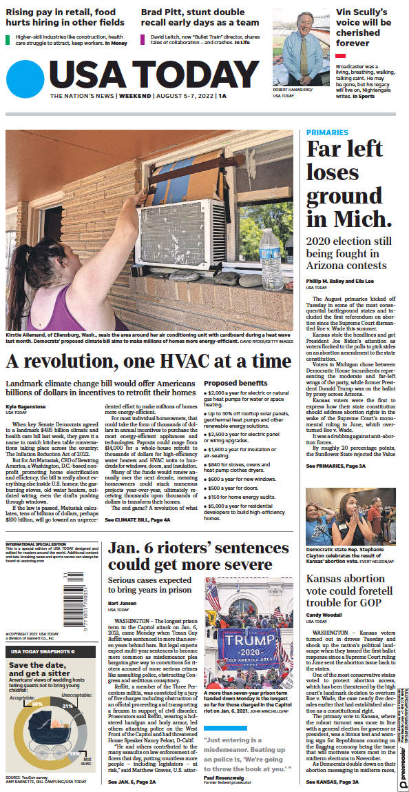 Read full digital edition of USA Today newspaper from USA