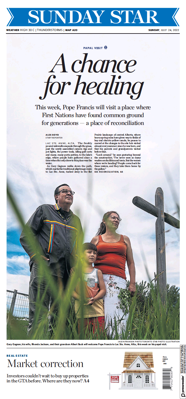 Read full digital edition of Toronto Star newspaper from Canada