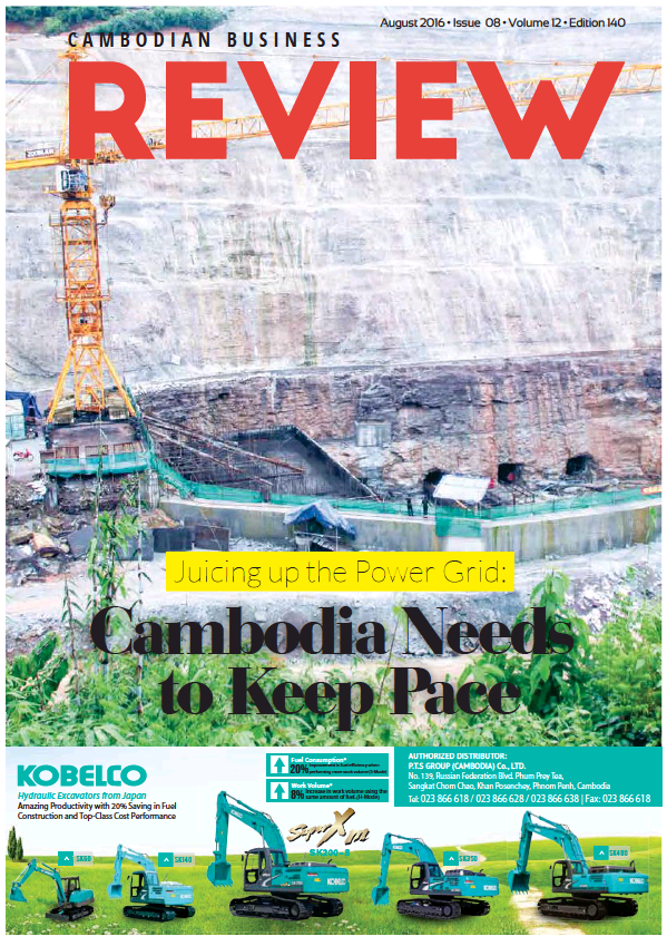 Read full digital edition of Cambodian Business Review newspaper from Cambodia