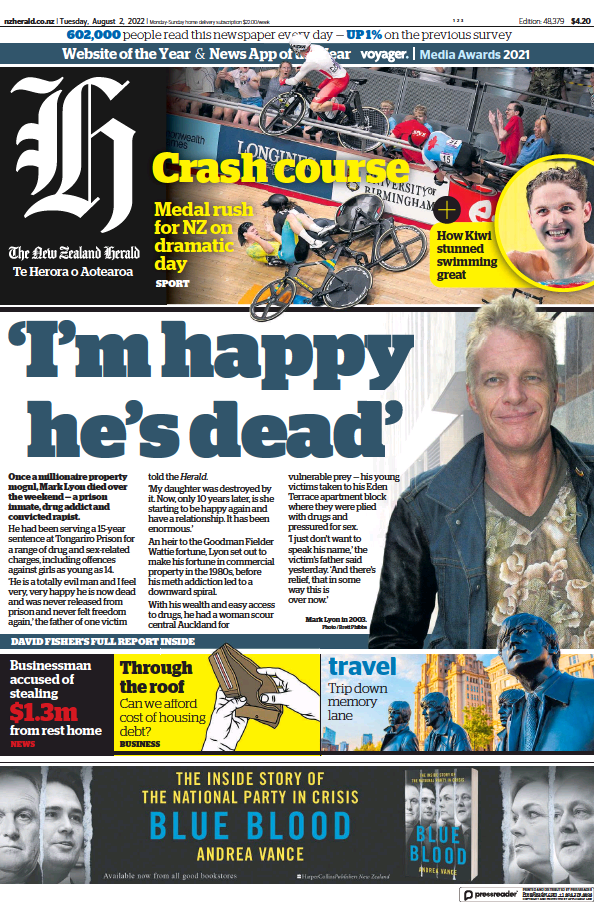 Read full digital edition of New Zealand Herald newspaper from New Zealand