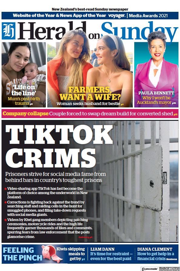 Read full digital edition of Herald on Sunday (New Zealand) newspaper from New Zealand