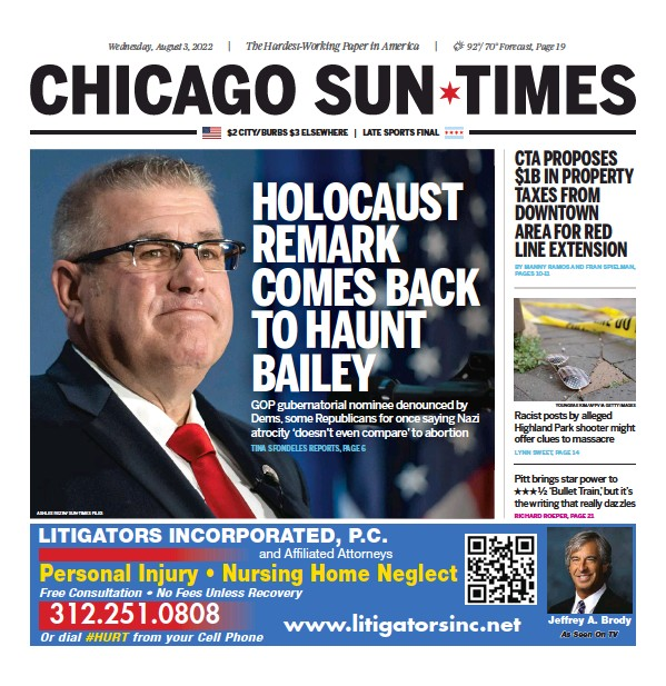 Read full digital edition of Chicago Sun-Times newspaper from USA