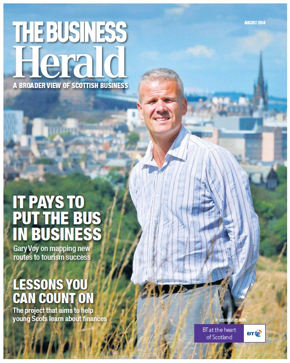 Read full digital edition of The Herald Business newspaper from Scotland