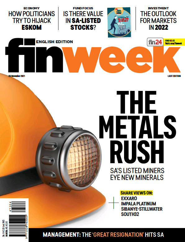 Read full digital edition of FIN Week English edition newspaper from South Africa