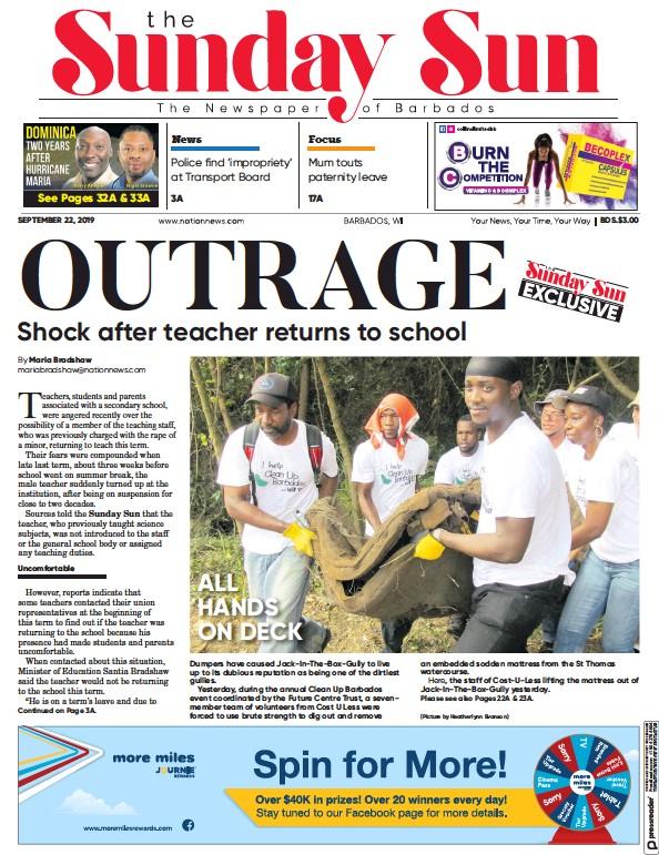 Read full digital edition of Sun (Barbados) newspaper from Barbados