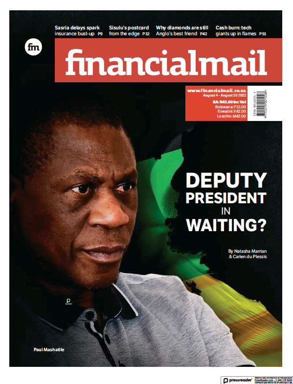Read full digital edition of Financial Mail (South Africa) newspaper from South Africa