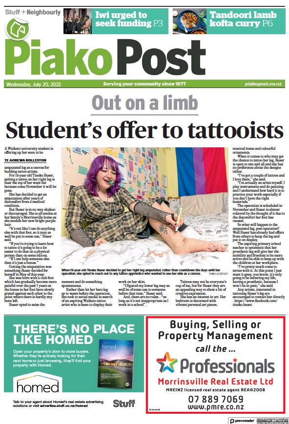 Read full digital edition of Piako Post newspaper from New Zealand