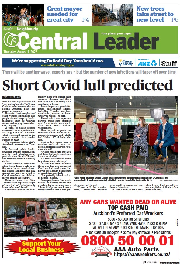 Read full digital edition of Central Leader newspaper from New Zealand
