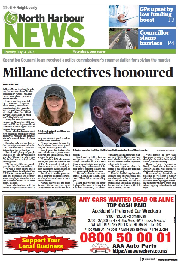 Read full digital edition of North Harbour News newspaper from New Zealand